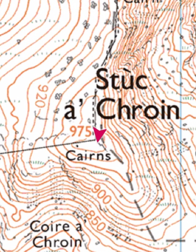 Munro with cancer #90 – Stùc a' Chroin