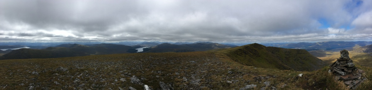 Munro with cancer #124 to #127 – the highLaggans