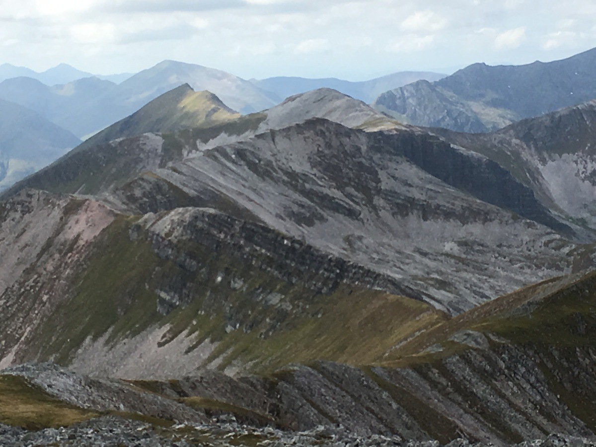 The Grey Corries Ridge